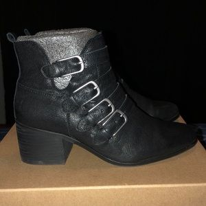 Lucky brand booties for fall!